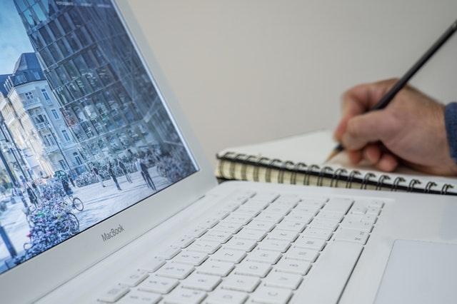 Komputer i notatki